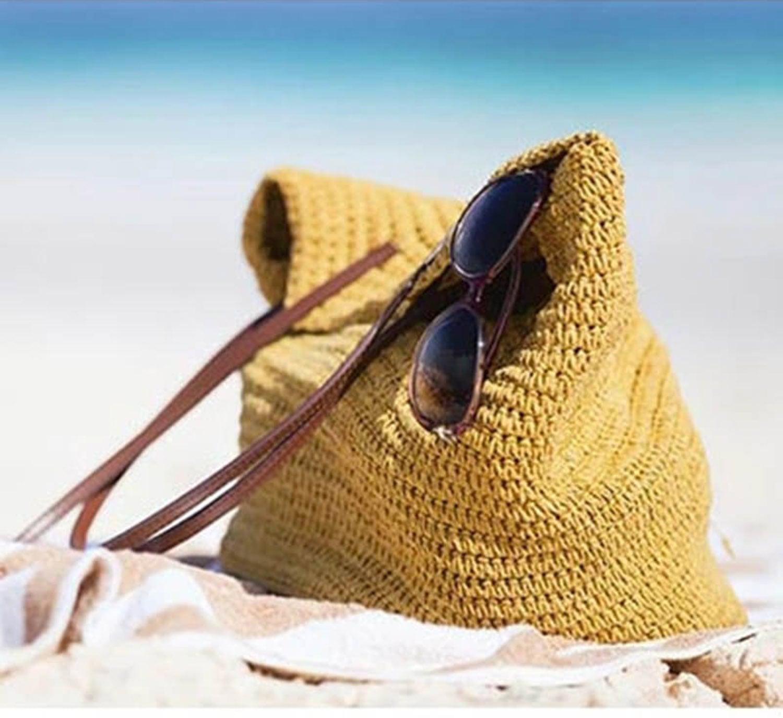 4 kiểu túi xách cói đẹp dành cho những ngày hè rực rỡ