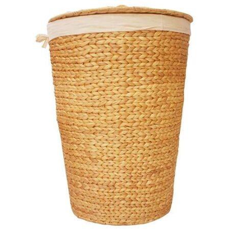 sọt đan lục bình đụng quần áo