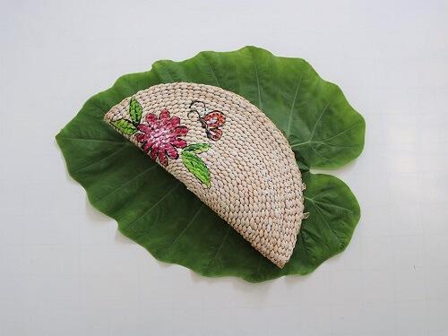 ví sò nhỏ handmade