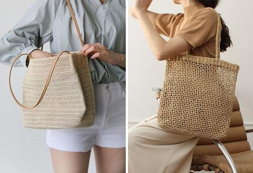 5 kiểu túi xách tay mùa hè