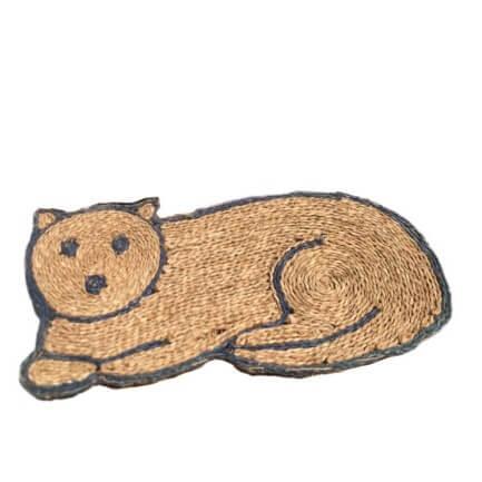 thảm cói chó mèo