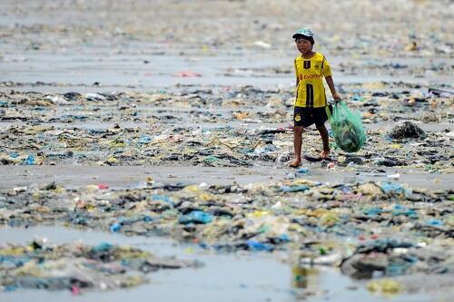 thực trạng rác thải nhựa việt nam;
