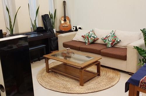 Thảm lục bình - xu hướng decor trang trí trong ngôi nhà bạn